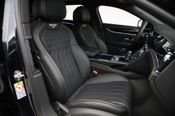 New 2020 Bentley Flying Spur First Edition for sale $276,070 at Rolls-Royce Motor Cars Greenwich in Greenwich CT 06830 23