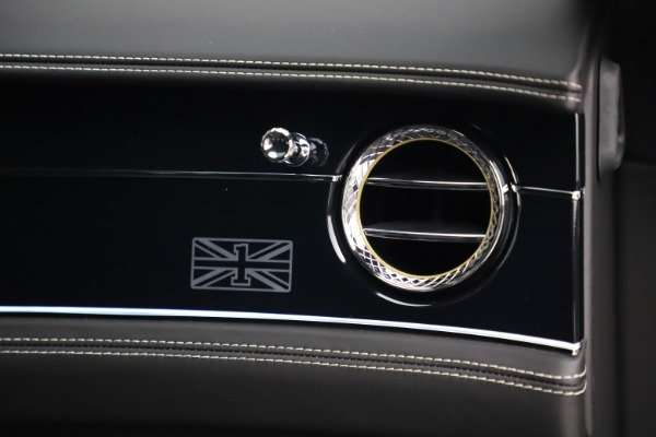 Used 2020 Bentley Flying Spur W12 First Edition for sale Sold at Rolls-Royce Motor Cars Greenwich in Greenwich CT 06830 24