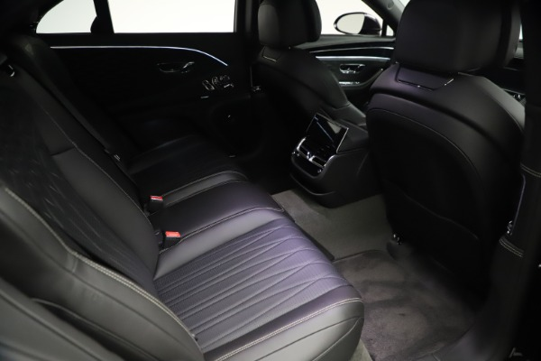 Used 2020 Bentley Flying Spur W12 First Edition for sale Sold at Rolls-Royce Motor Cars Greenwich in Greenwich CT 06830 25