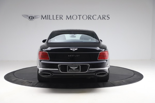 Used 2020 Bentley Flying Spur W12 First Edition for sale Sold at Rolls-Royce Motor Cars Greenwich in Greenwich CT 06830 6