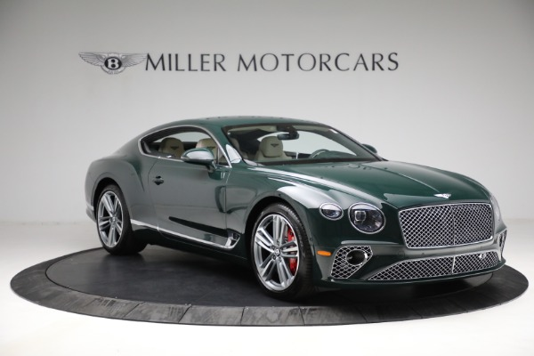 New 2020 Bentley Continental GT W12 for sale $264,255 at Rolls-Royce Motor Cars Greenwich in Greenwich CT 06830 10