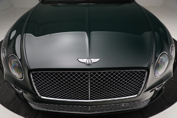 New 2020 Bentley Continental GT W12 for sale $264,255 at Rolls-Royce Motor Cars Greenwich in Greenwich CT 06830 12