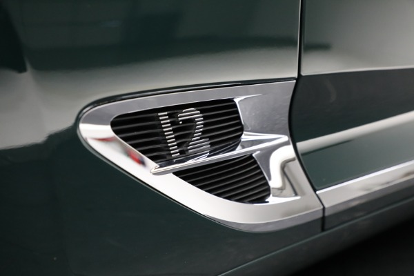 Used 2020 Bentley Continental GT W12 for sale Call for price at Rolls-Royce Motor Cars Greenwich in Greenwich CT 06830 15