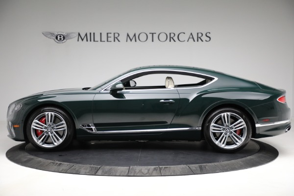 New 2020 Bentley Continental GT W12 for sale $264,255 at Rolls-Royce Motor Cars Greenwich in Greenwich CT 06830 2