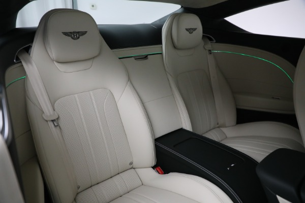 New 2020 Bentley Continental GT W12 for sale $264,255 at Rolls-Royce Motor Cars Greenwich in Greenwich CT 06830 22