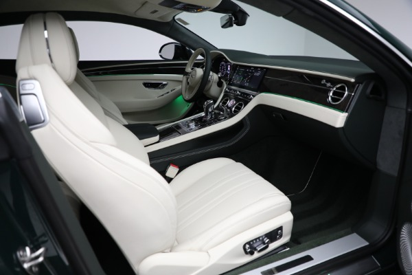 New 2020 Bentley Continental GT W12 for sale $264,255 at Rolls-Royce Motor Cars Greenwich in Greenwich CT 06830 23