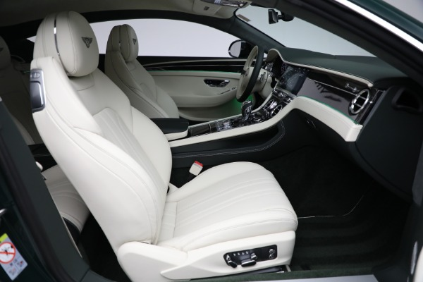 New 2020 Bentley Continental GT W12 for sale $264,255 at Rolls-Royce Motor Cars Greenwich in Greenwich CT 06830 24