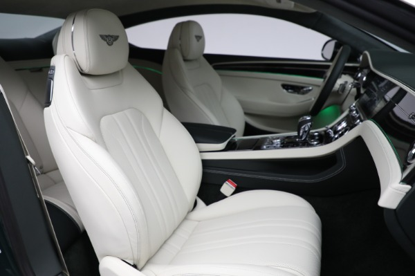 Used 2020 Bentley Continental GT W12 for sale Call for price at Rolls-Royce Motor Cars Greenwich in Greenwich CT 06830 25