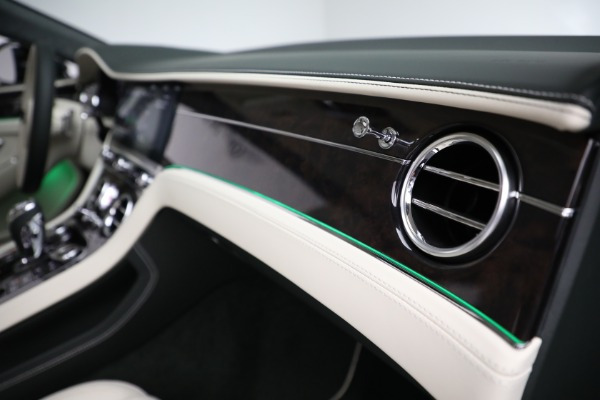 New 2020 Bentley Continental GT W12 for sale $264,255 at Rolls-Royce Motor Cars Greenwich in Greenwich CT 06830 26
