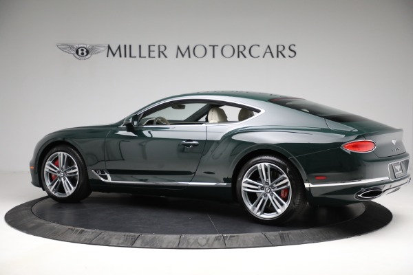New 2020 Bentley Continental GT W12 for sale $264,255 at Rolls-Royce Motor Cars Greenwich in Greenwich CT 06830 3