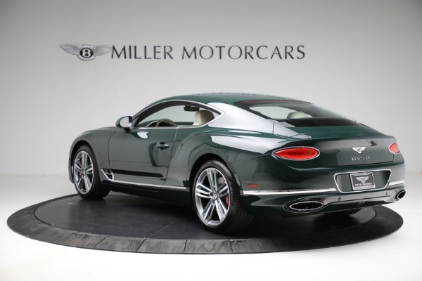 New 2020 Bentley Continental GT W12 for sale $264,255 at Rolls-Royce Motor Cars Greenwich in Greenwich CT 06830 4