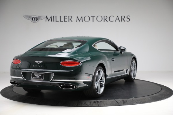 New 2020 Bentley Continental GT W12 for sale $264,255 at Rolls-Royce Motor Cars Greenwich in Greenwich CT 06830 6