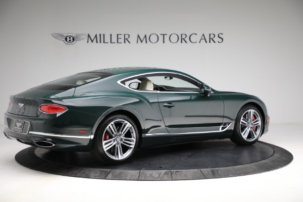 New 2020 Bentley Continental GT W12 for sale $264,255 at Rolls-Royce Motor Cars Greenwich in Greenwich CT 06830 7
