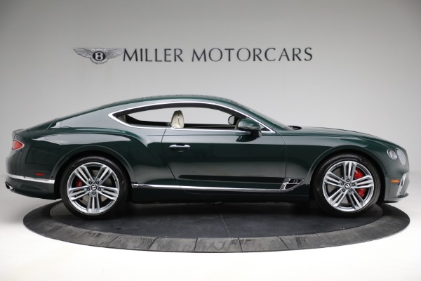 New 2020 Bentley Continental GT W12 for sale $264,255 at Rolls-Royce Motor Cars Greenwich in Greenwich CT 06830 8
