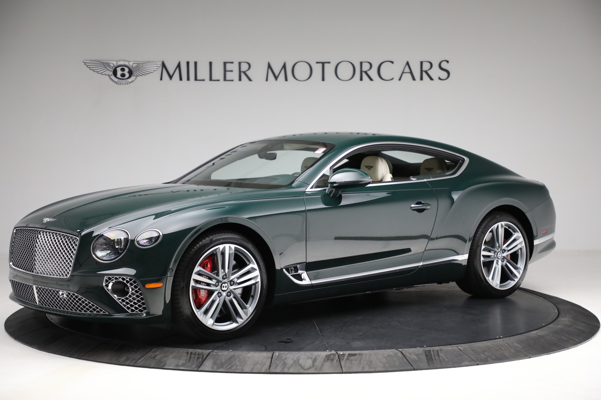 New 2020 Bentley Continental GT W12 for sale $264,255 at Rolls-Royce Motor Cars Greenwich in Greenwich CT 06830 1