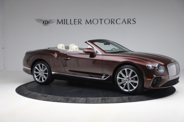 New 2020 Bentley Continental GT V8 for sale $269,605 at Rolls-Royce Motor Cars Greenwich in Greenwich CT 06830 10