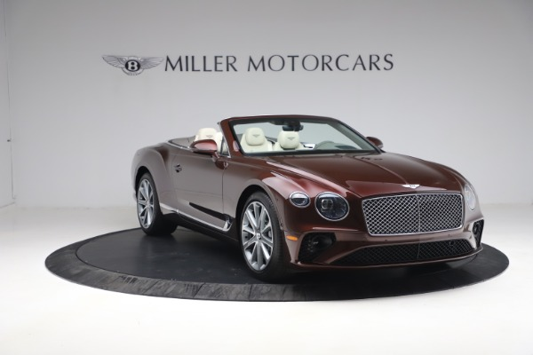 New 2020 Bentley Continental GT V8 for sale $269,605 at Rolls-Royce Motor Cars Greenwich in Greenwich CT 06830 11