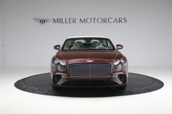 New 2020 Bentley Continental GT V8 for sale $269,605 at Rolls-Royce Motor Cars Greenwich in Greenwich CT 06830 12