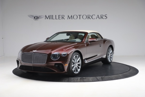 New 2020 Bentley Continental GT V8 for sale $269,605 at Rolls-Royce Motor Cars Greenwich in Greenwich CT 06830 13