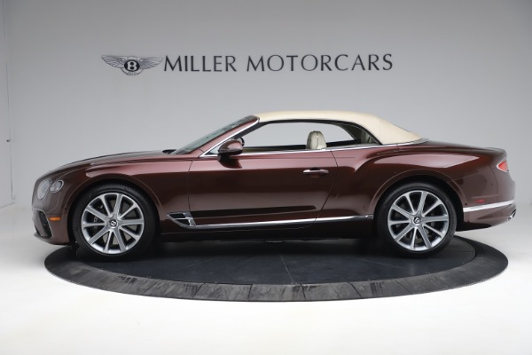 New 2020 Bentley Continental GT V8 for sale $269,605 at Rolls-Royce Motor Cars Greenwich in Greenwich CT 06830 14