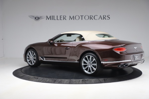 New 2020 Bentley Continental GT V8 for sale $269,605 at Rolls-Royce Motor Cars Greenwich in Greenwich CT 06830 15