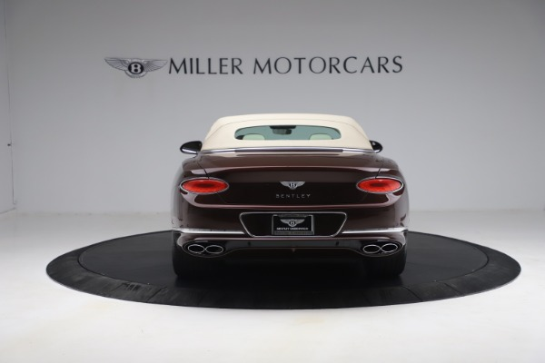 New 2020 Bentley Continental GT V8 for sale $269,605 at Rolls-Royce Motor Cars Greenwich in Greenwich CT 06830 16
