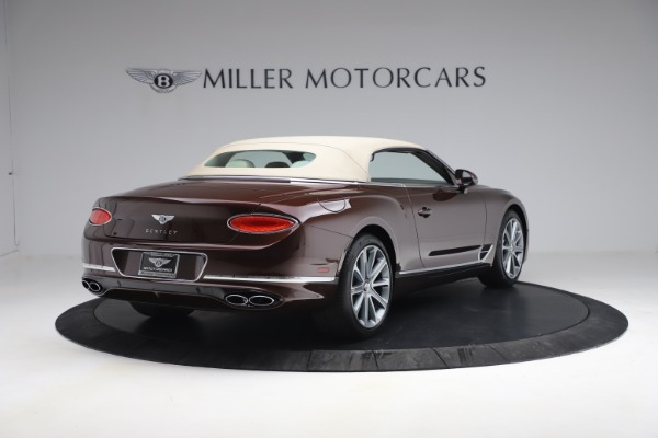 New 2020 Bentley Continental GT V8 for sale $269,605 at Rolls-Royce Motor Cars Greenwich in Greenwich CT 06830 17