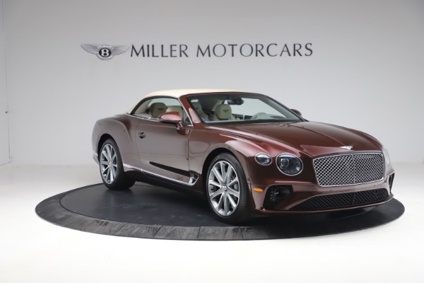 New 2020 Bentley Continental GT V8 for sale $269,605 at Rolls-Royce Motor Cars Greenwich in Greenwich CT 06830 19