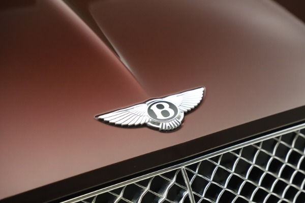 New 2020 Bentley Continental GT V8 for sale $269,605 at Rolls-Royce Motor Cars Greenwich in Greenwich CT 06830 22