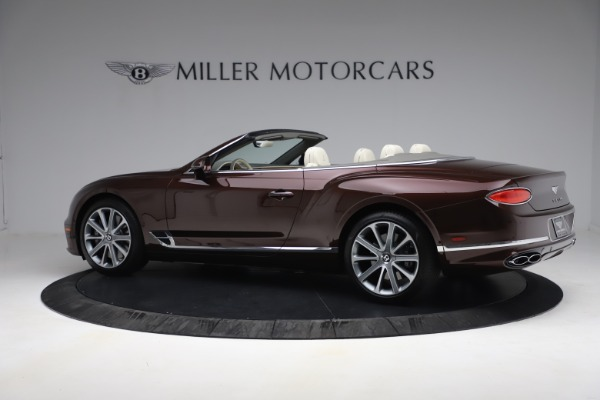 New 2020 Bentley Continental GT V8 for sale $269,605 at Rolls-Royce Motor Cars Greenwich in Greenwich CT 06830 4