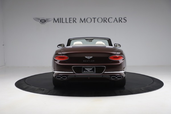 New 2020 Bentley Continental GT V8 for sale $269,605 at Rolls-Royce Motor Cars Greenwich in Greenwich CT 06830 6