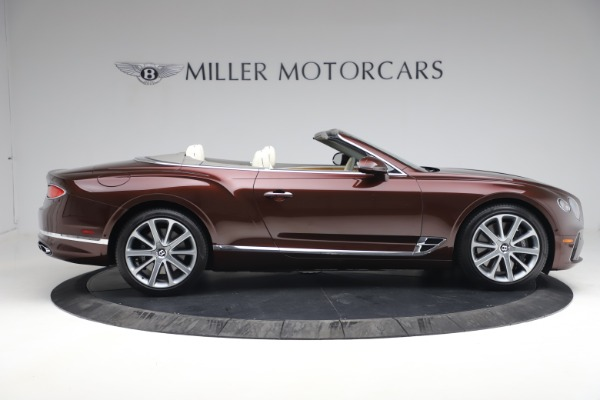 New 2020 Bentley Continental GT V8 for sale $269,605 at Rolls-Royce Motor Cars Greenwich in Greenwich CT 06830 9