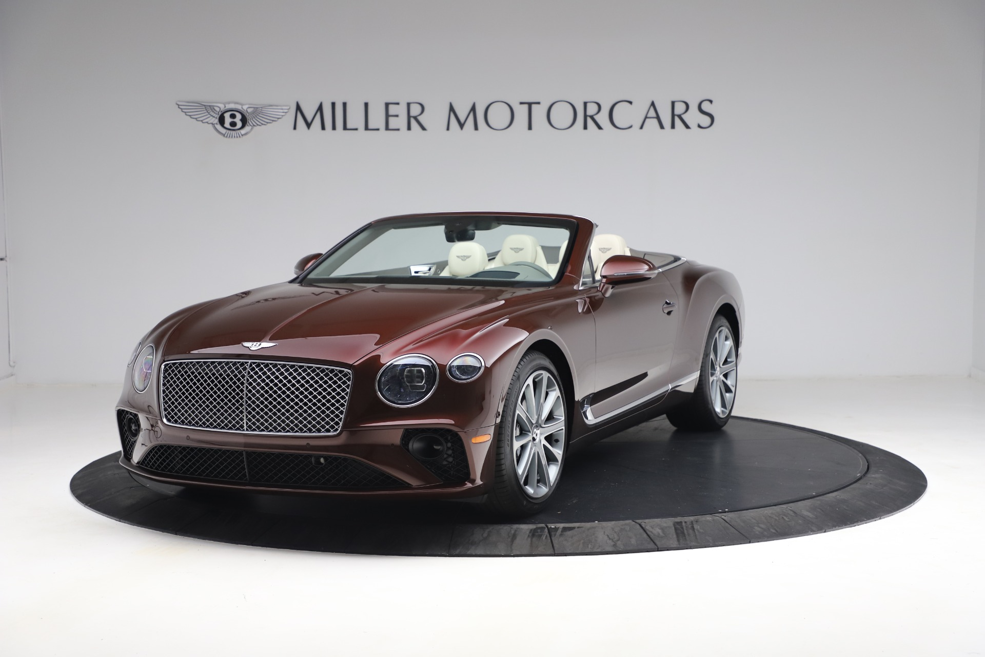 New 2020 Bentley Continental GT V8 for sale $269,605 at Rolls-Royce Motor Cars Greenwich in Greenwich CT 06830 1