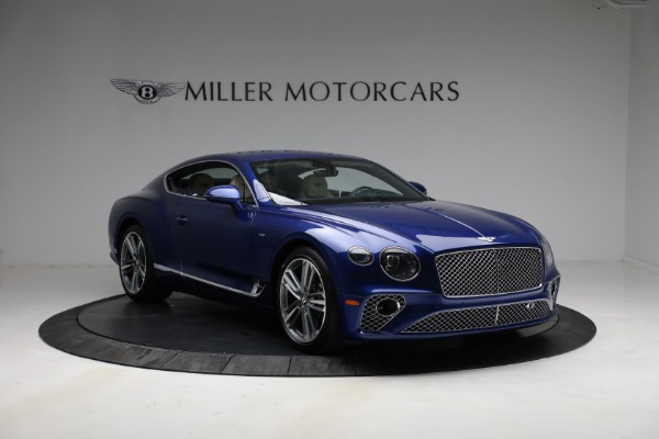 New 2020 Bentley Continental GT V8 for sale $255,080 at Rolls-Royce Motor Cars Greenwich in Greenwich CT 06830 11
