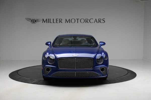 New 2020 Bentley Continental GT V8 for sale $255,080 at Rolls-Royce Motor Cars Greenwich in Greenwich CT 06830 12