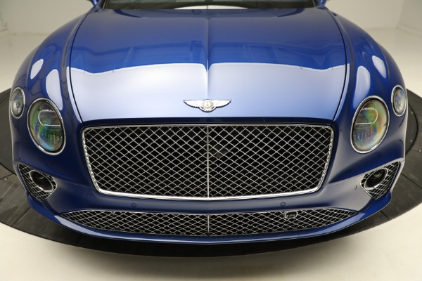 New 2020 Bentley Continental GT V8 for sale $255,080 at Rolls-Royce Motor Cars Greenwich in Greenwich CT 06830 13