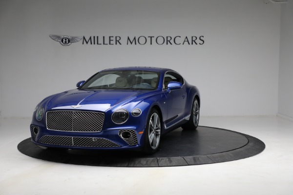 New 2020 Bentley Continental GT V8 for sale $255,080 at Rolls-Royce Motor Cars Greenwich in Greenwich CT 06830 2