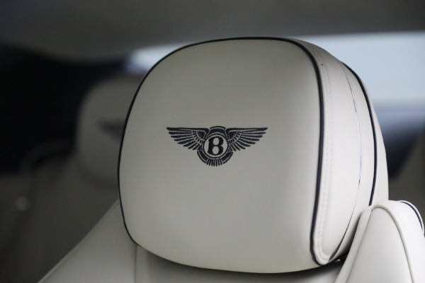 New 2020 Bentley Continental GT V8 for sale $255,080 at Rolls-Royce Motor Cars Greenwich in Greenwich CT 06830 20