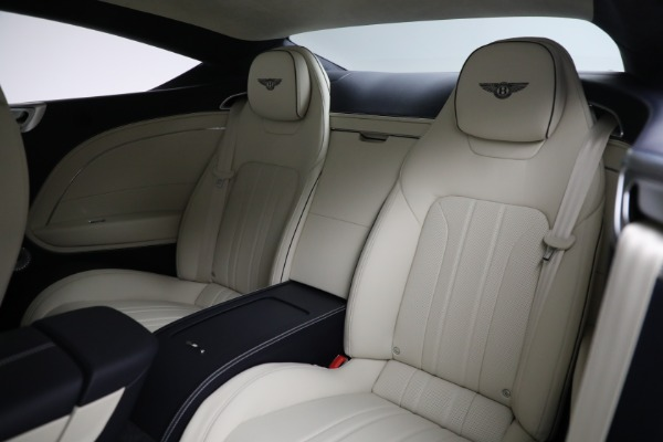 New 2020 Bentley Continental GT V8 for sale $255,080 at Rolls-Royce Motor Cars Greenwich in Greenwich CT 06830 21