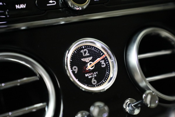 Used 2020 Bentley Continental GT V8 for sale $249,900 at Rolls-Royce Motor Cars Greenwich in Greenwich CT 06830 22