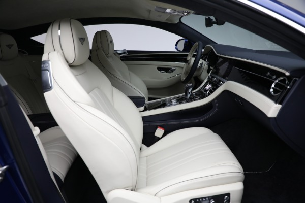 New 2020 Bentley Continental GT V8 for sale $255,080 at Rolls-Royce Motor Cars Greenwich in Greenwich CT 06830 24