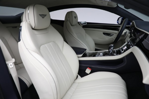 New 2020 Bentley Continental GT V8 for sale $255,080 at Rolls-Royce Motor Cars Greenwich in Greenwich CT 06830 25