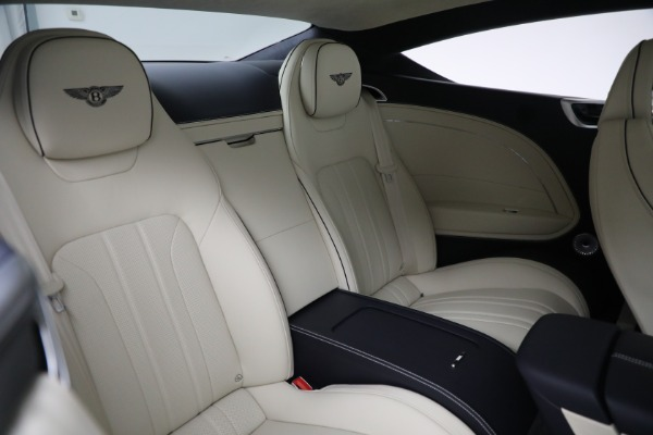 New 2020 Bentley Continental GT V8 for sale $255,080 at Rolls-Royce Motor Cars Greenwich in Greenwich CT 06830 26