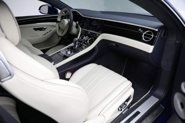 New 2020 Bentley Continental GT V8 for sale $255,080 at Rolls-Royce Motor Cars Greenwich in Greenwich CT 06830 27