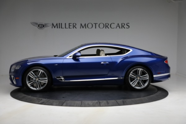 New 2020 Bentley Continental GT V8 for sale $255,080 at Rolls-Royce Motor Cars Greenwich in Greenwich CT 06830 3