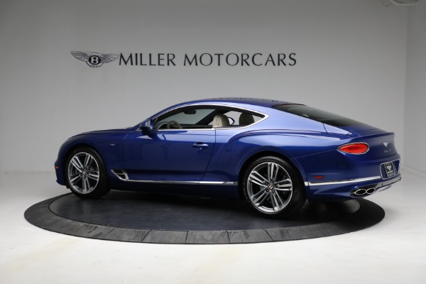 New 2020 Bentley Continental GT V8 for sale $255,080 at Rolls-Royce Motor Cars Greenwich in Greenwich CT 06830 4
