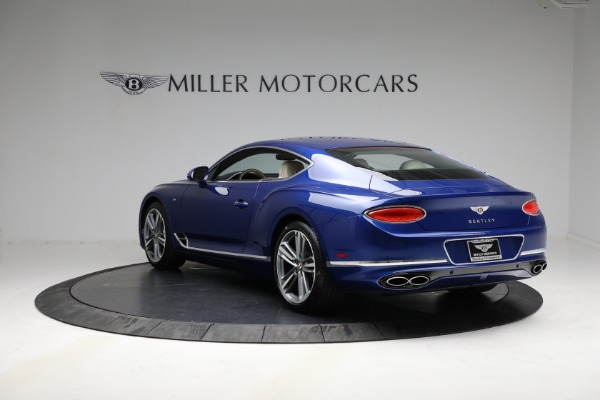 New 2020 Bentley Continental GT V8 for sale $255,080 at Rolls-Royce Motor Cars Greenwich in Greenwich CT 06830 5