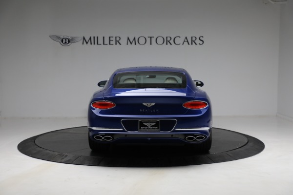 New 2020 Bentley Continental GT V8 for sale $255,080 at Rolls-Royce Motor Cars Greenwich in Greenwich CT 06830 6