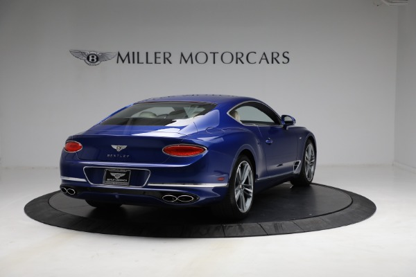 New 2020 Bentley Continental GT V8 for sale $255,080 at Rolls-Royce Motor Cars Greenwich in Greenwich CT 06830 7
