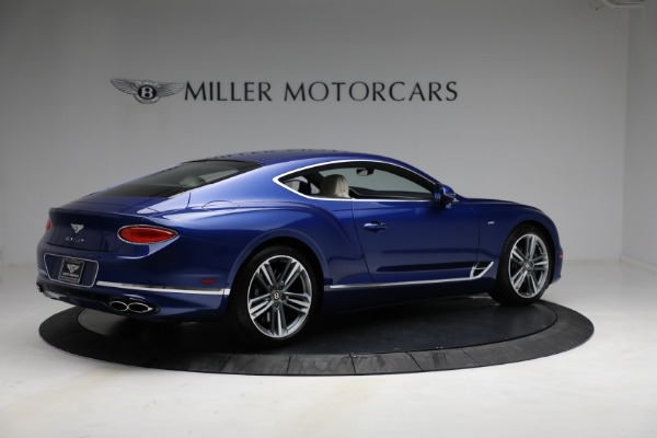 New 2020 Bentley Continental GT V8 for sale $255,080 at Rolls-Royce Motor Cars Greenwich in Greenwich CT 06830 8